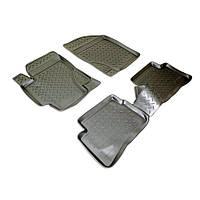 Килимки в салон для Hyundai Ассеnt (06-10) (полиур., компл - 4шт) NPL-Po-31-80