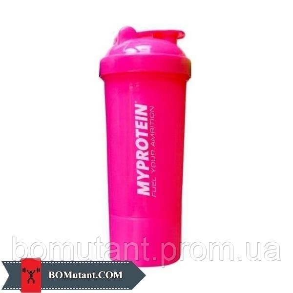 My Protein Shaker Neon 350 ml pink My Protein