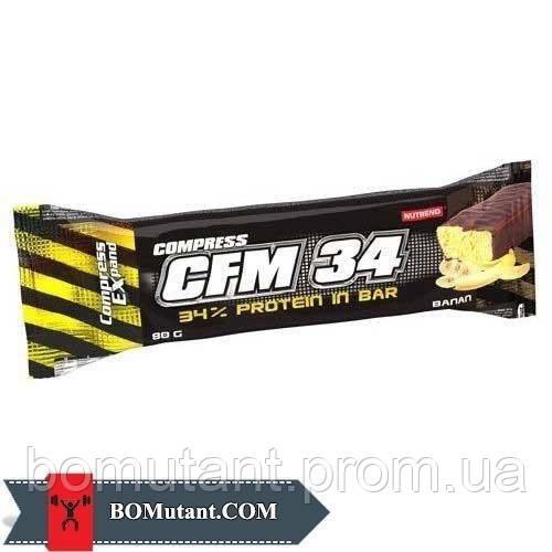 Compress CFM 34 80 гр banana Nutrend