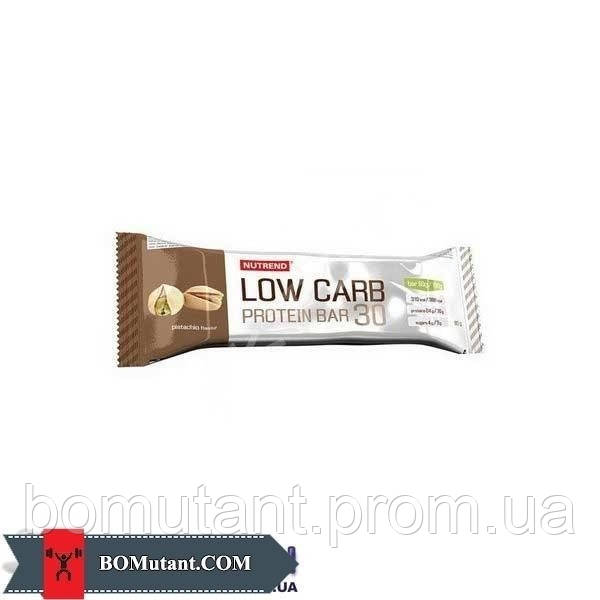 Low Carb Protein Bar 30 80 гр chocolate Nutrend