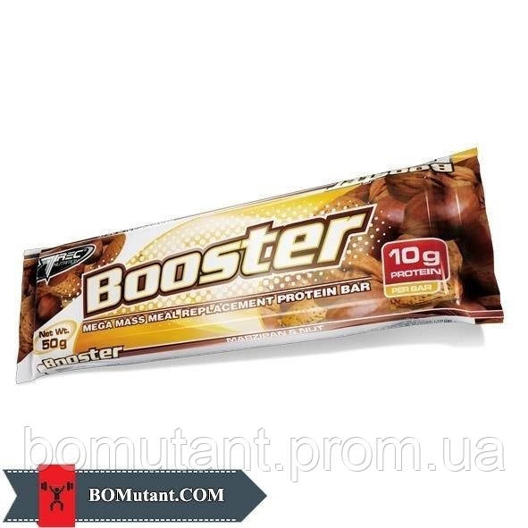 Booster Bar 50 гр caramel TREC nutrition