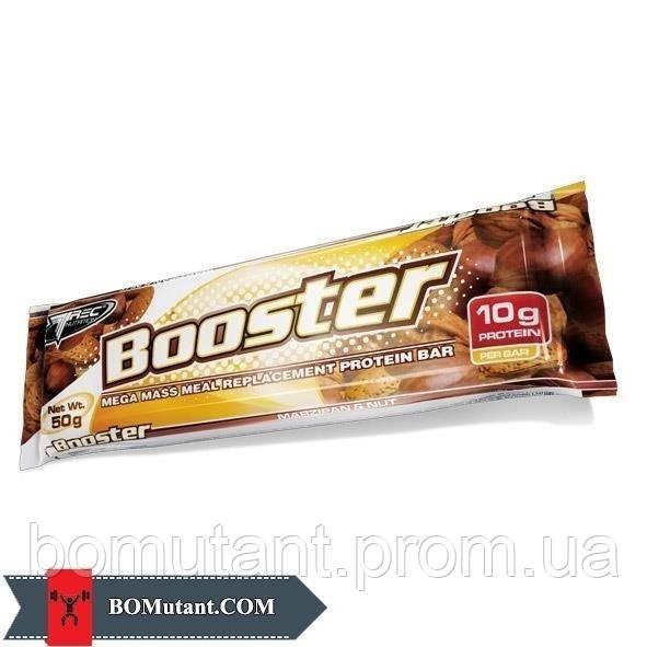 Booster Bar 50 гр marzipan & nut TREC nutrition
