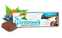"""Молочный фито-шоколад Зрение """"Фитоника"""" 30 грамм"""