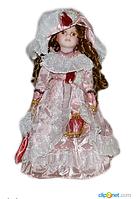 Кукла фарфоровая Уитни высотой 40 см