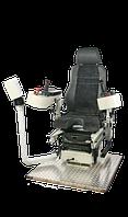Поворотный крановый пульт управления (кресло-пульт) KST19 W. GESSMANN GMBH