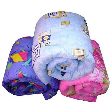 Одеяло двойной силикон полуторка, фото 2