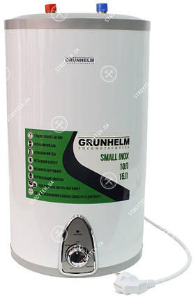Бойлер Grunhelm GBH I-15U, фото 2