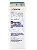 Жиросжигатель DAS gesunde PLUS L-карнитин 400mg +B6+B12+Mg (60 капсул) Германия, фото 3