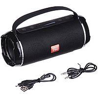 Колонка портативная с USB+SD+Bluetooth+FM радио TG-116C 10W