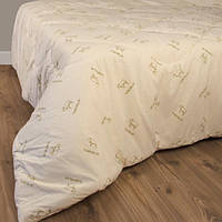 Одеяло зимнее шерсть мериноса 140х205