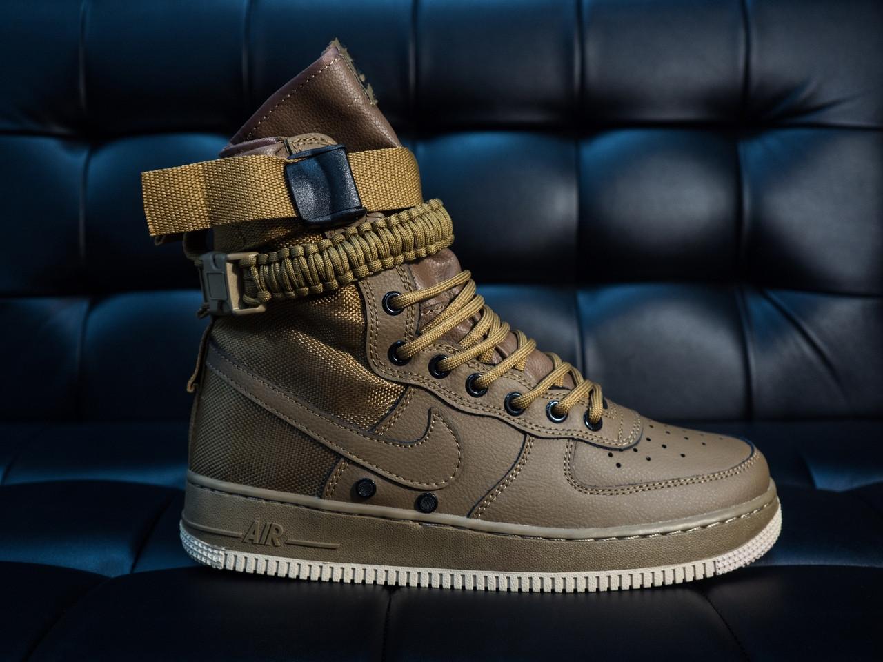Кроссовки мужские Nike Special Fild коричневые топ реплика -  Интернет-магазин обуви и одежды KedON 0f052dcee26