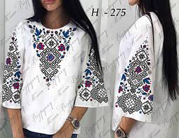 42de824620fba2 Купити Заготовки жіночих сорочок та блуз для вишивки бісером або ...