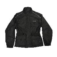Дождевик куртка Biketec Black
