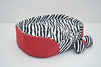 Лежак для котов и собак Леопард, фото 1