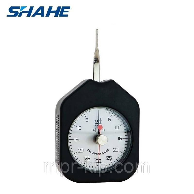Граммометр годинникового типу Shahe ATG-30-2 (5-30 г з ціною поділки 1 м) з двома стрілками