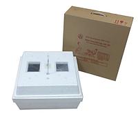 Инкубатор Forte 80 яиц с мембрановым регулятором