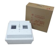 Инкубатор для яиц Forte 80 яиц с мембрановым регулятором