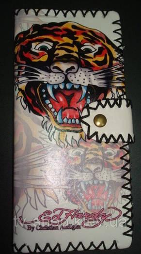 Кошелек от Ed Hardy  Тигр
