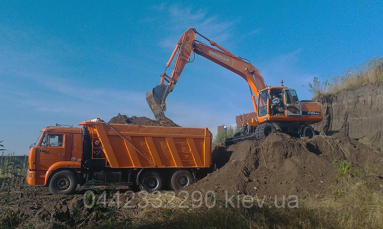 Чернозем с доставкой (044)233 22 90