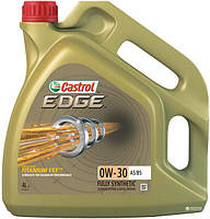 Моторное масло CASTROL  EDGE 0W-30 A5/B5 4L
