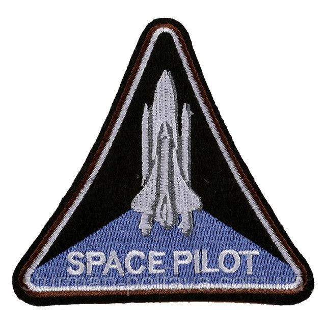 Патч нашивка NASA Space Pilot  (Rotcho) USA