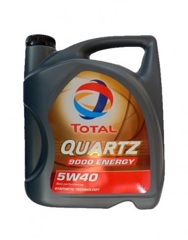 TOTAL ENERGY 5W-40 QUARTZ 9000 5L Масло моторне