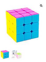 Кубик рубик 3х3 цветной