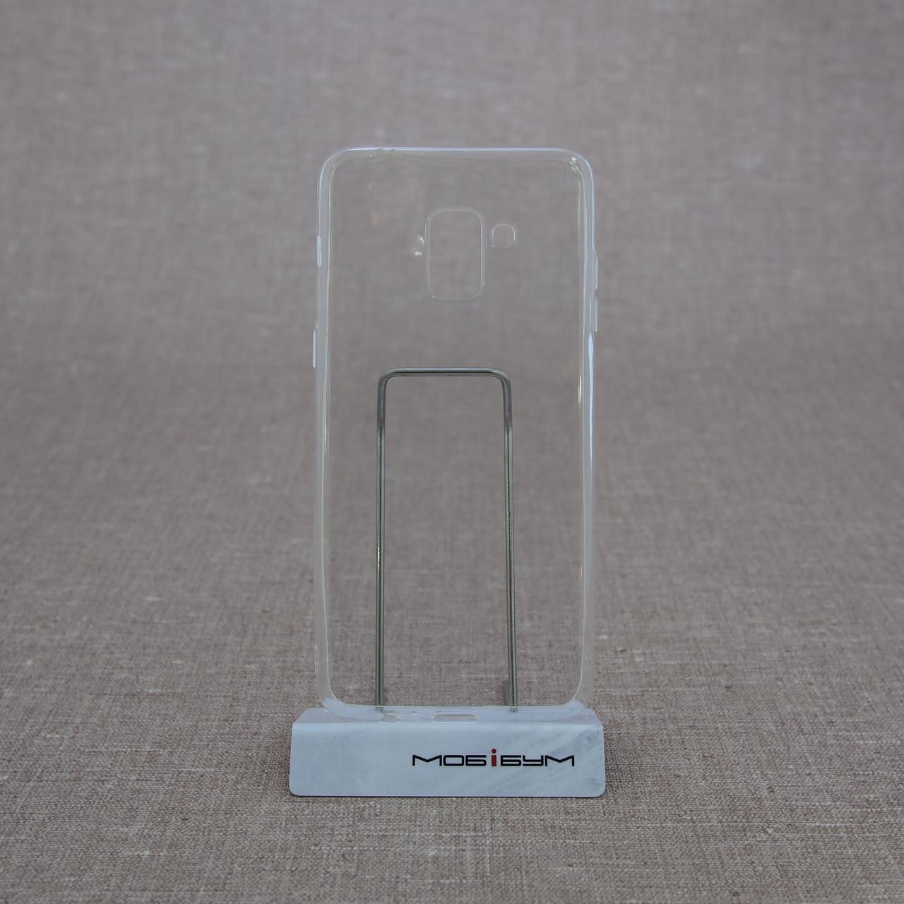 Чехол Ultra Thin Air Samsung A730 transporent