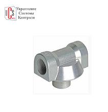 Алюмінієвий адаптер для фільтрів тонкого очищення 400-ї серії 1' BSP (до 65 л/хв) CIM-TEK