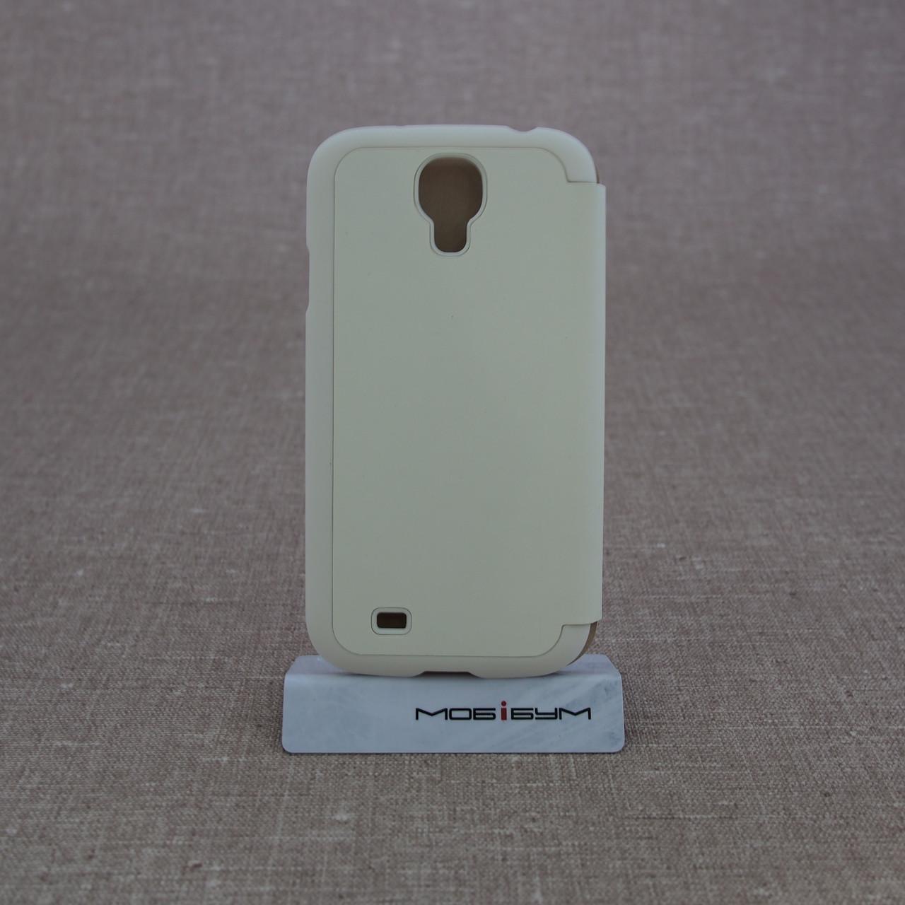 Чехол White Diamonds Crystal Booklet Samsung i9500 white