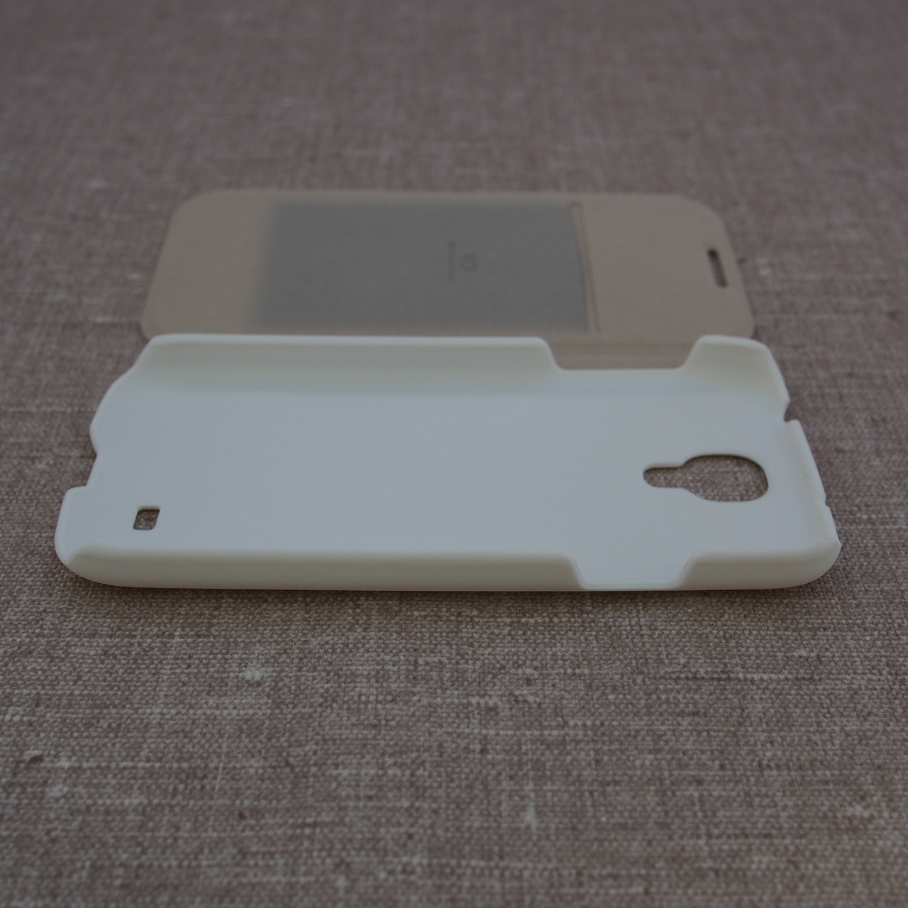 Чехлы для Galaxy S Series (остальные модели) White Diamonds Crystal Booklet Samsung i9500 white