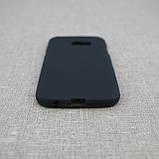 Чехол TPU Samsung A520 black, фото 3