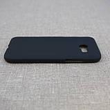 Чехол TPU Samsung A520 black, фото 4