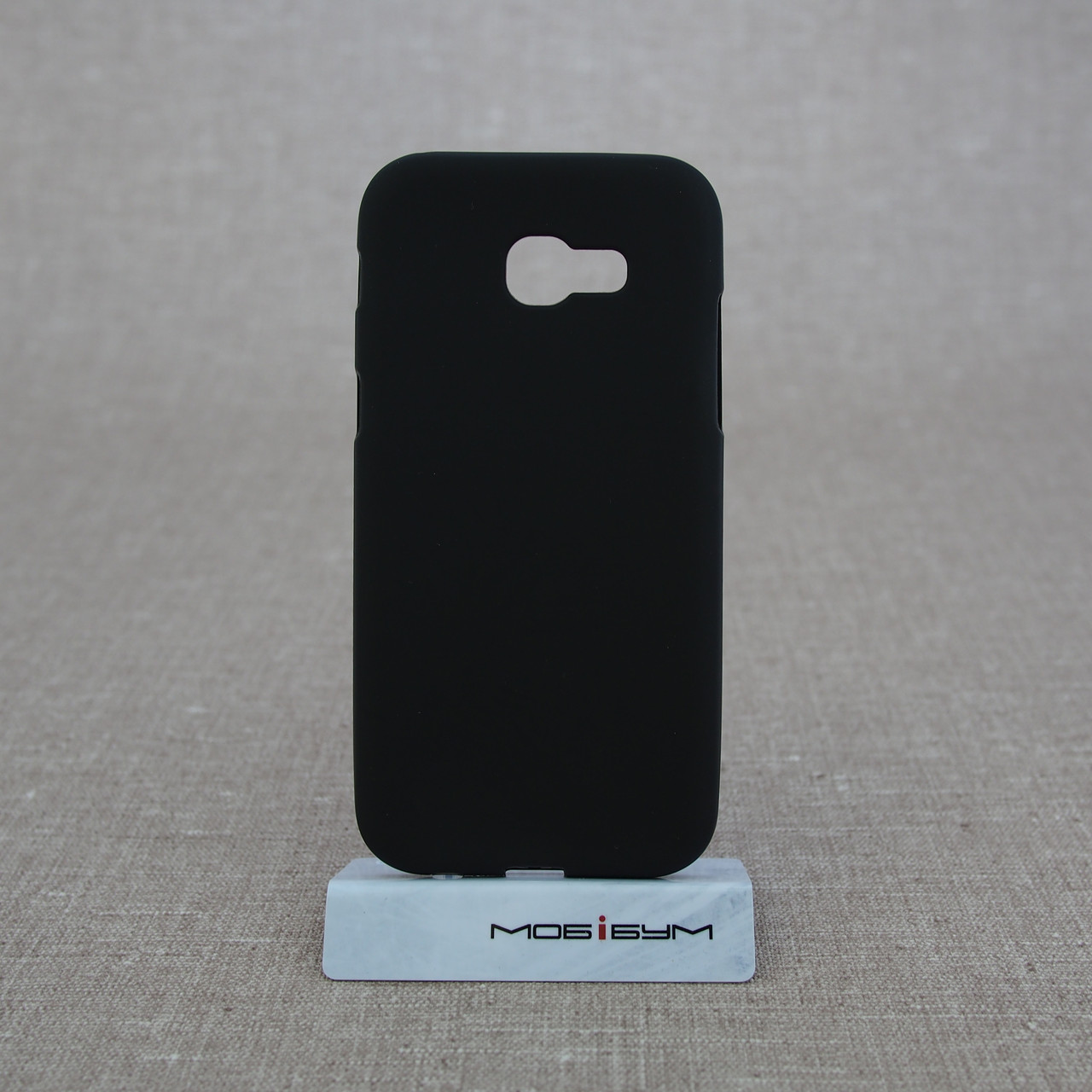 Чехол TPU Samsung A520 black