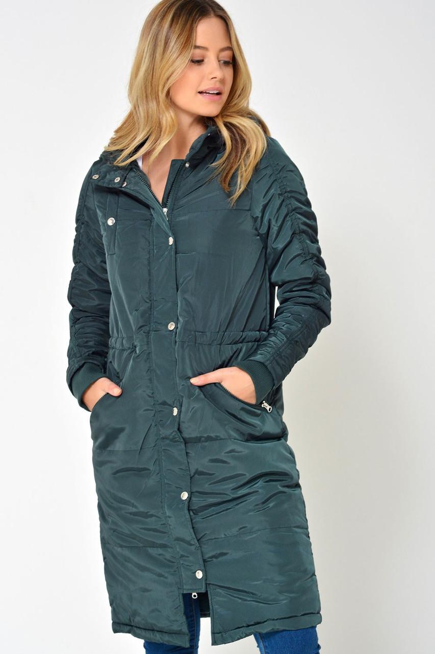 fa0761b5a09 Женская зимняя куртка-пальто Noisy may (Германия) - Интернет-магазин