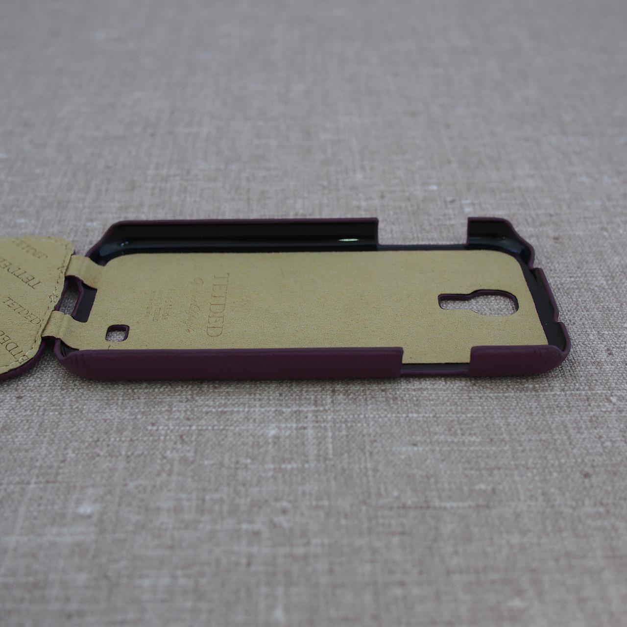 Чехол TETDED Samsung Galaxy S4 purple