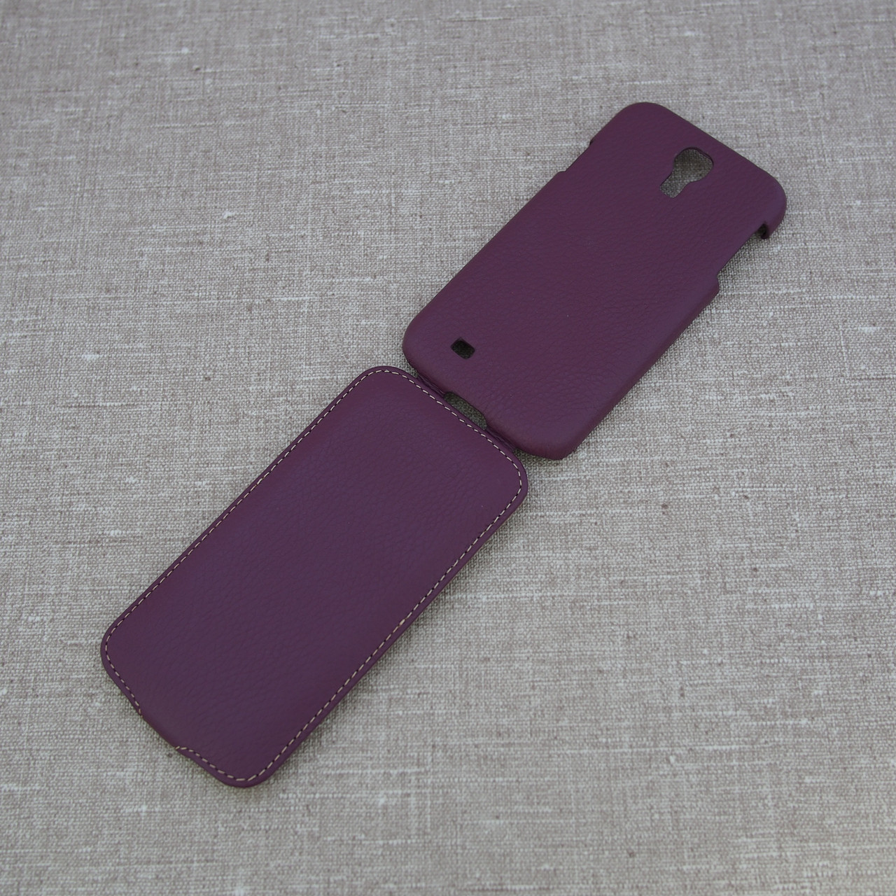 Чехол TETDED Samsung Galaxy S4 purple Для телефона Tetded