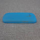 Чехол Ozaki O!Coat 0.4 Samsung Galaxy S3 mini [i8190] Jelly light-blue [OC700BU] EAN/UPC: 471897170008, фото 3