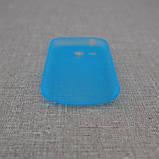 Чехол Ozaki O!Coat 0.4 Samsung Galaxy S3 mini [i8190] Jelly light-blue [OC700BU] EAN/UPC: 471897170008, фото 4