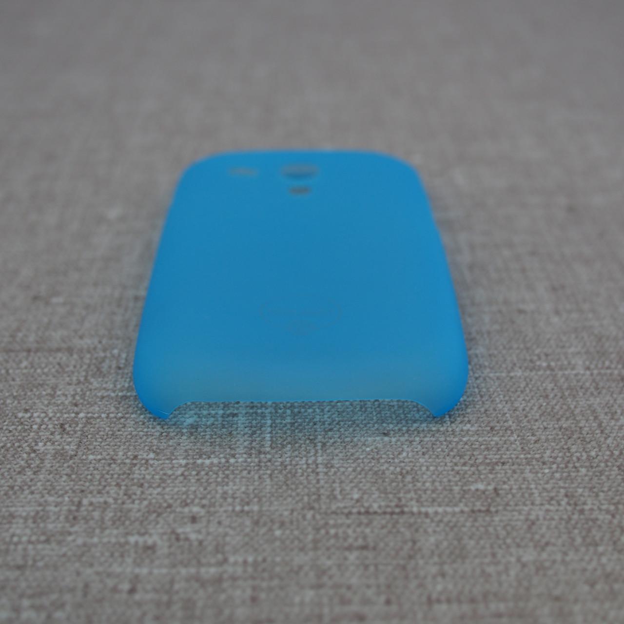 Чехлы для Galaxy S Series (остальные модели) Ozaki O!Coat 0.4 Samsung S3 mini Jelly light-blue