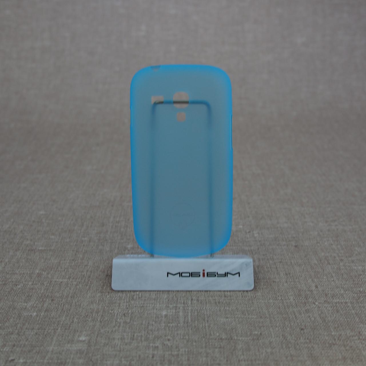 Чехол Ozaki O!Coat 0.4 Samsung Galaxy S3 mini [i8190] Jelly light-blue [OC700BU] EAN/UPC: 471897170008