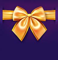 Пакет подарочный бумажный квадрат 23х24х10 (24-121)