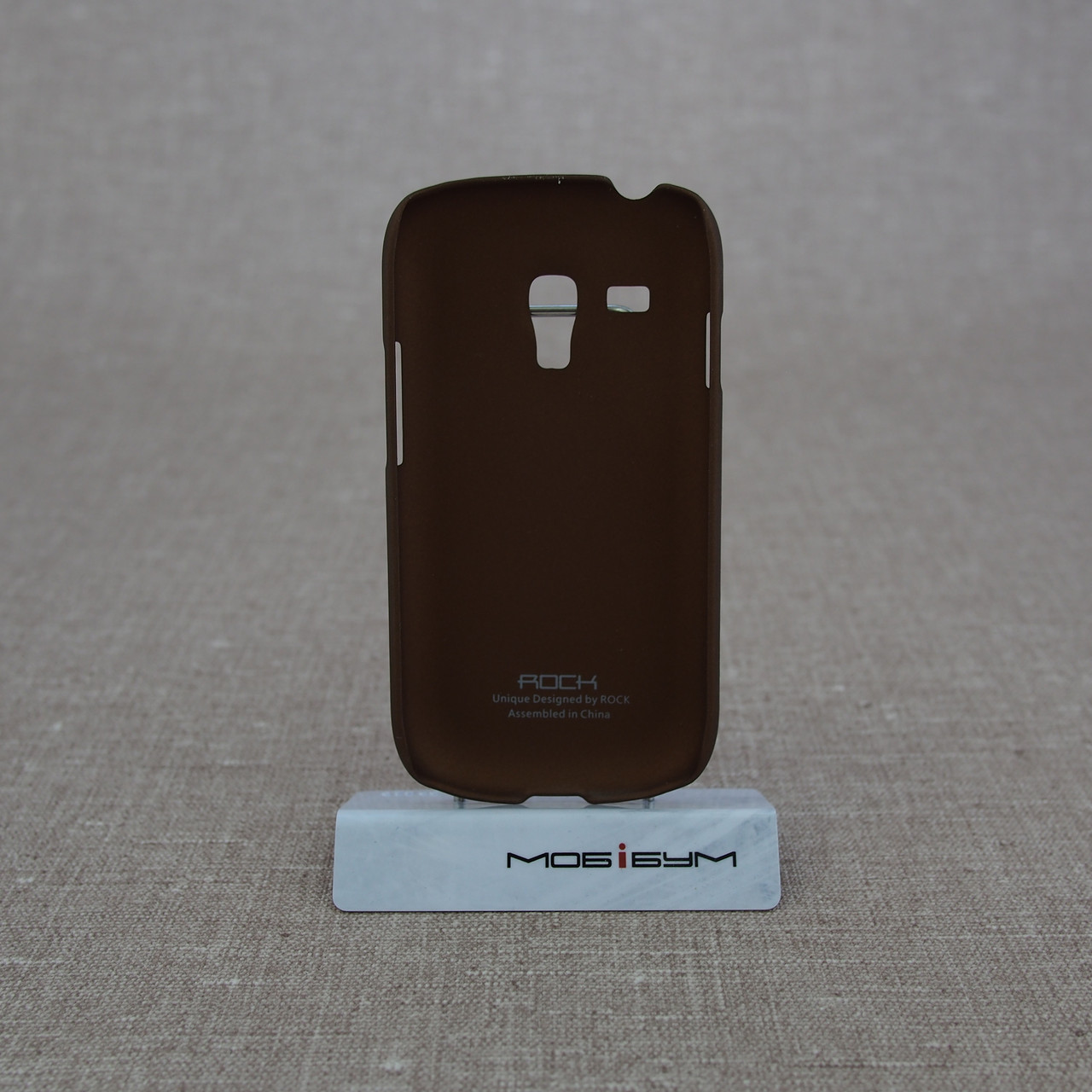 ROCK NakedShell Samsung Galaxy S3 mini Coffe Для телефона i8190 Rock