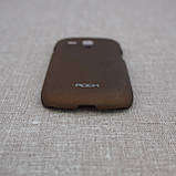 Накладка ROCK NakedShell Samsung Galaxy S3 mini [i8190] Coffe EAN/UPC: 695029064471, фото 4