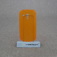 Чехол Ozaki O!Coat 0.4 Samsung Galaxy S3 mini [i8190] Jelly orange [OC700OG] EAN/UPC: 471897170004