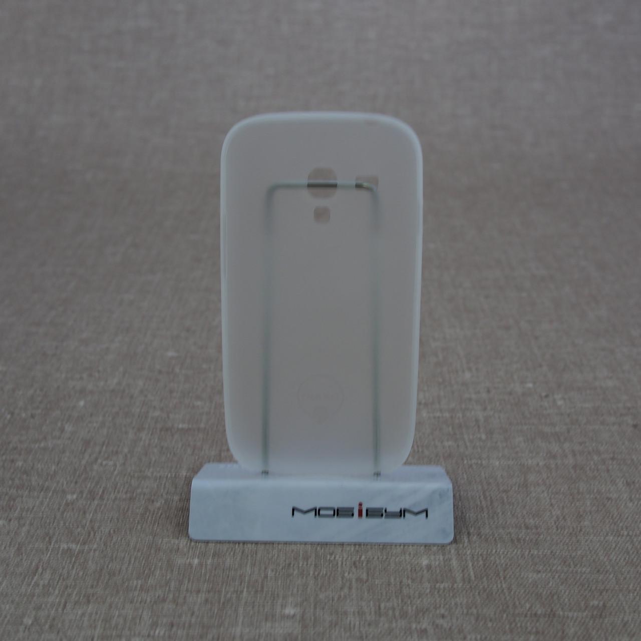 Чехол Ozaki O!Coat 0.4 Samsung Galaxy S3 mini [i8190] Jelly white [OC700TR] EAN/UPC: 4718971700015