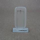 Чехол Ozaki O!Coat 0.4 Samsung Galaxy S3 mini [i8190] Jelly white [OC700TR] EAN/UPC: 4718971700015, фото 2