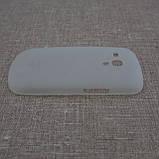 Чехол Ozaki O!Coat 0.4 Samsung Galaxy S3 mini [i8190] Jelly white [OC700TR] EAN/UPC: 4718971700015, фото 4