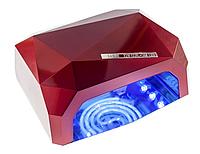 Гибридная лампа Led+CCFL для ногтей 36 W
