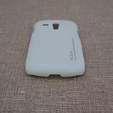 Накладка ROCK New NakedShell Samsung Galaxy S3 mini [i8190] white EAN/UPC: 695029064474, фото 2